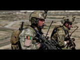 Afghan Elite Special Forces Show What They Have Learned So Far During Special Force Demonstration