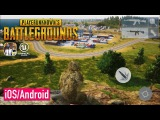 PlayerUnknown's Battlegrounds Mobile - iOS / Android - NEW GAMEPLAY INFO (Unreal Engine 4)
