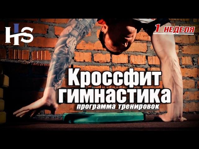 Учимся ходить на руках Программа тренировок по кроссфиту Алексея Немцова - Fightwear.ru