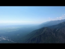 Пик Любви с Высоты птичьего полета!Очень красиво