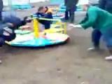 Только русские взрослые мужики могут додуматься до такого :)
