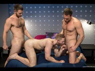 Hans berlin with sean knight and spencer whitman
