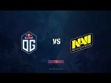 OG vs Na'Vi Epicenter XL, Group, Group B