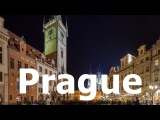 Prague at Night - Ночная Прага - Prague de nuit - La notte di Praga - Praga de Noche - (HD)