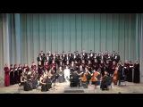 Антон Рубинштейн. 'Христос' (1-ое отделение концерта) 50 fps, 96 kHz