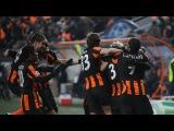 Шахтер – Рома. Лига чемпионов, сезон-2010/11