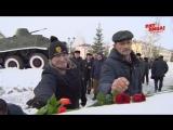 В Нефтекамске отметили 29-ю годовщину вывода советских войск из Афганистана