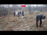 Вертолет Ми-8 упал в Хабаровске на пустыре. На борту находились 6 человек, все они погибли