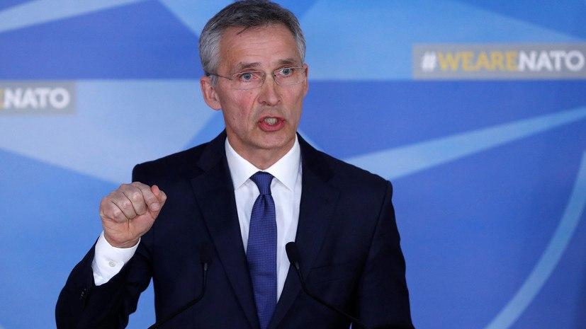 Генсек НАТО прокомментировал возможное присутствие в Балтийском регионе