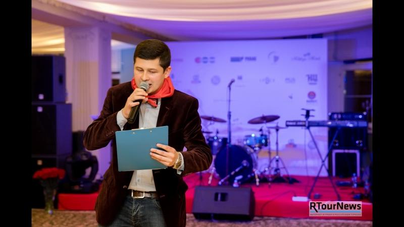 Ведущий Силкин Михаил прокачивает парк-отель Крестовский в СПб