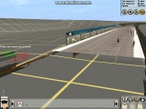 проба работы горлифта для Trainz 2006.