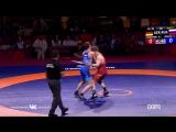 Чемпионат Европы. Греко-римская борьба. Emelin vs Kinsinger
