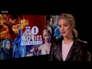 Jennifer Lawrence in Movies That Made Me - BBC Radio 1