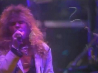 EUROPE - The Final Countdown World Tour (Live in London, 1987)
