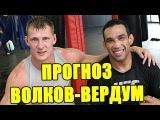 Прогноз на бой Фабрисио Вердум - Александр Волков UFC Fight Night 127