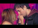 Nadiya &amp Enrique Iglesias - Tired Of Being Sorry (LDDO 2009)