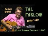 Tal Farlow guitar solo