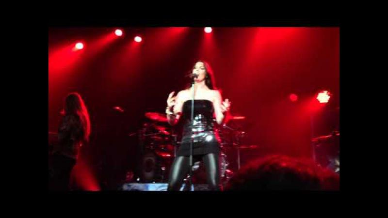 Planet Hell - Nightwish with Floor Jansen, Anaheim CA, (USA) October 5 2012