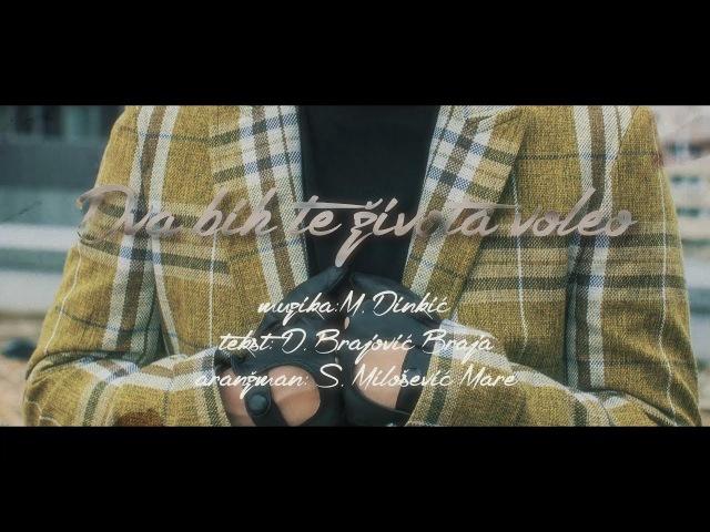 Sasa Matic - Dva bih te zivota voleo - (Official lyric video 2017)