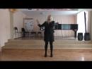 Жак Брель La valse a miille temps исполняет Шевцова Ангелина