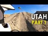 PUSHING YOUR COMFORT ZONE, Green River, Utah Freeride - PART 1 - New Devinci Wilson