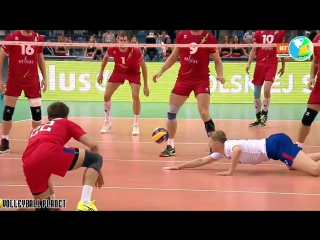 Volleyball Best Moments of Sergey Grankin - Eurovolley 2017 - Volleyball Russia