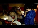 Drum cover Three Days Grace - I am machine