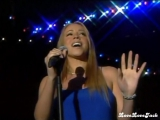 Mariah Carey - Star Spangled Banner Including Pre-Show Footage (2002)