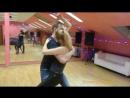 Vladimir Balashov & Lana-Love.Bachata в школе танцев Breeze Dance.NEW video