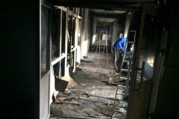В Перми власти попытались скрыть масштабы пожара в гимназии