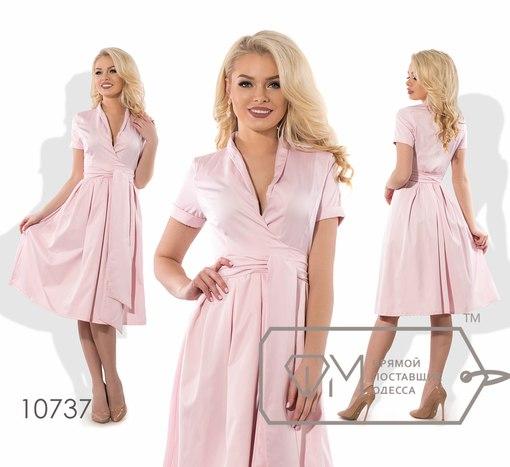 Платье № 10737