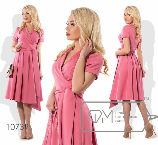 Платье № 10739