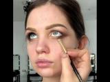 Вечерний макияж в золотистых оттенках ✨✨