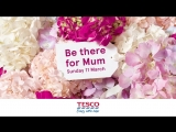 Kimberley Walsh in the Tesco Mothers Day advert 2018