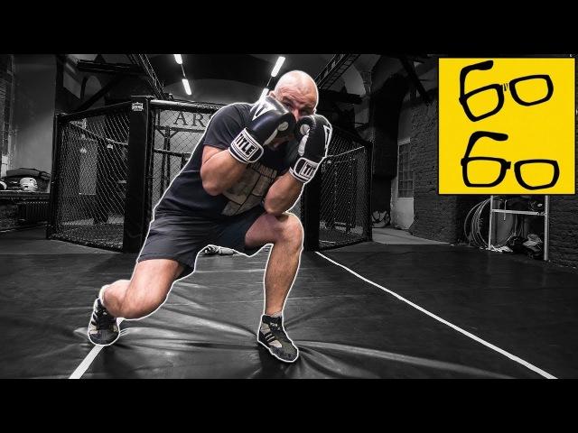 Стиль бокса Д'Амато Пикабу со Шталем Майк Тайсон и его тренировки нокаутирующий удар маятник