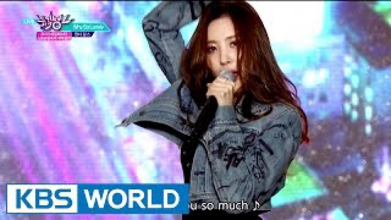 Wonder Girls (원더걸스) - Why So Lonely [Music Bank / 2016.09.30]
