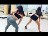 Twerk. Booty Dance. Школа танцев Надежды Гущиной. Тренер: Юлия Крашенинникова