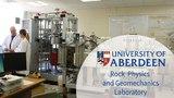 Rock Physics &amp Geomechanics Laboratory - School of Geosciences