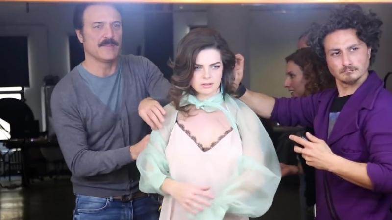 » Pelin Karahan - BeStyle Magazine Kapak Çekimi Backstage _ Mart 2016.