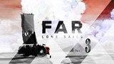 игра FAR Lone Sails #3(потерял машину во время торнадо)