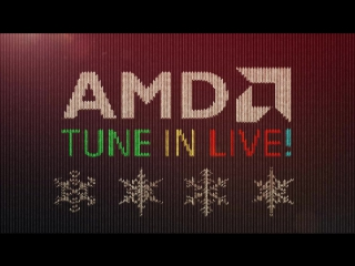 The AMD Holiday Tech Spectacular