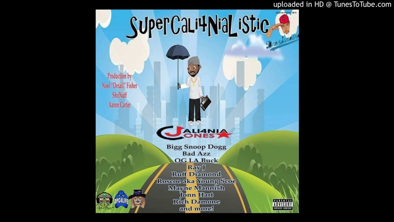 Cali4nia Jones Feat OG LA Buck - Dry Snitchin (2018)