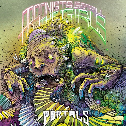 Arsonists Get All The Girls альбом Portals (Deluxe Edition)