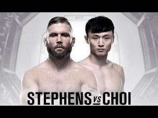 JEREMY STEPHENS vs DOO HO CHOI