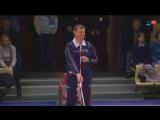 Волейбол Чемпионат России Динамо Москва - Протон 04_12_2017 г.