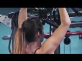 Kaetlyn Osmond Training