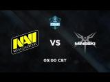 NAVI vs Mineski @ESL One Genting 2018