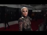 Lady Gaga at The Grammy 2018