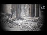 Сирия.Ракка.28-08-2017 Снайпер иг подстрелил бойца SDF