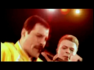 Queen  David Bowie - Under Pressure